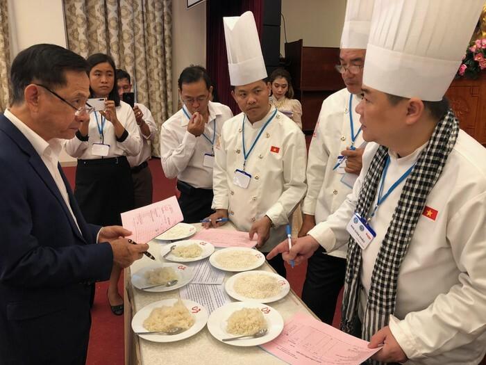 Gạo ST25 đạt giải gạo ngon nhất Việt Nam 2020